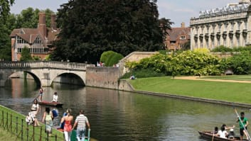 University of Cambridge, United Kingdom.