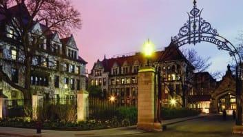 University of Chicago, Chicago, Illinois.