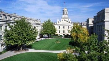 University of Iowa.