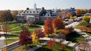 University of Maryland, College Park, Maryland.