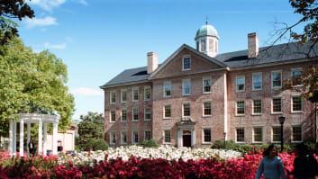 University of North Carolina at Chapel Hill, Chapel Hill, North Carolina.