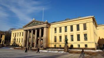 University of Oslo, Norway.
