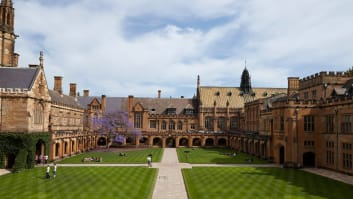 University of Sydney, Australia.