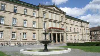University of Tübingen, Germany.