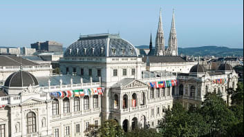 University of Vienna, Austria.