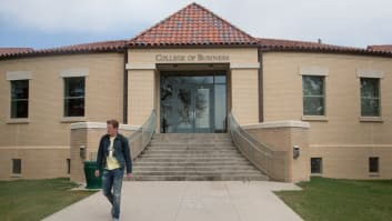 Image of Colorado State University, Fort Collins, Rockwell Hall, College of Business