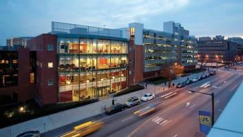 Image of Drexel University campus