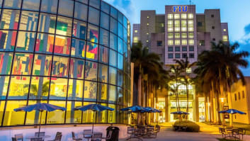 Image of Florida International University, Miami, Florida