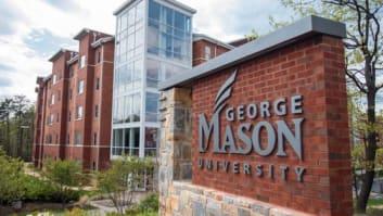 Image of George Mason University, Fairfax, Virginia
