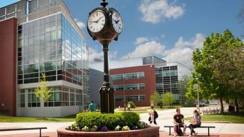 Image of Rowan University, Glassboro, New Jersey