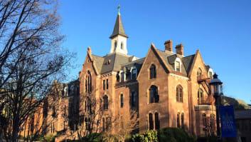 Image of Seton Hall University, South Orange, New Jersey