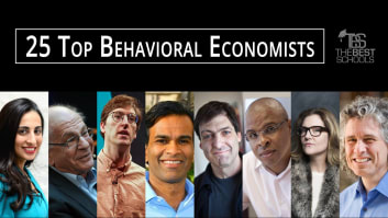 25 Top Behavioral Economists