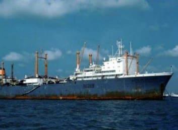 Russian Trawler