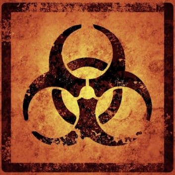 Icon: Best Major for Surviving the Zombie Apocalypse #13: Epidemiology
