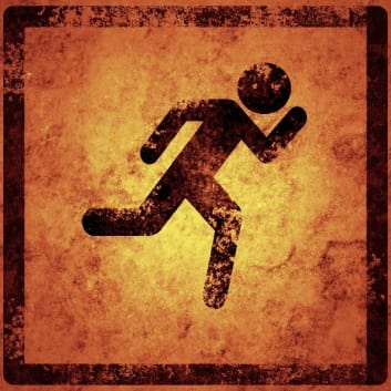 Icon: Best Major for Surviving the Zombie Apocalypse #18: Kinesiology