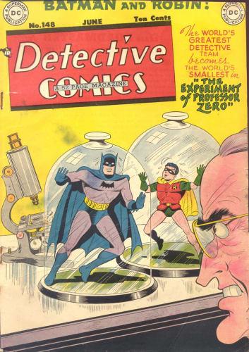 Batman and Robin Comic Book