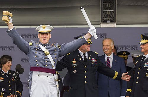 Class-Goating at West Point