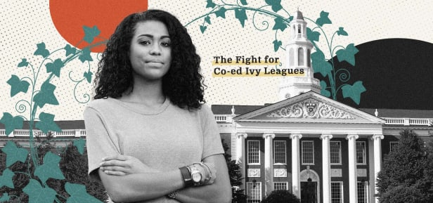 The Fight for Co-Ed Ivy League Schools