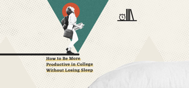 How to Be More Productive in College Without Losing Sleep