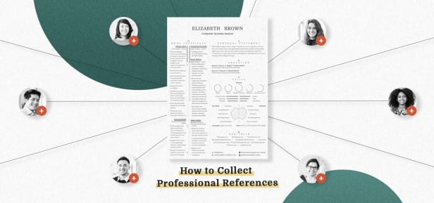 How to Collect Professional References
