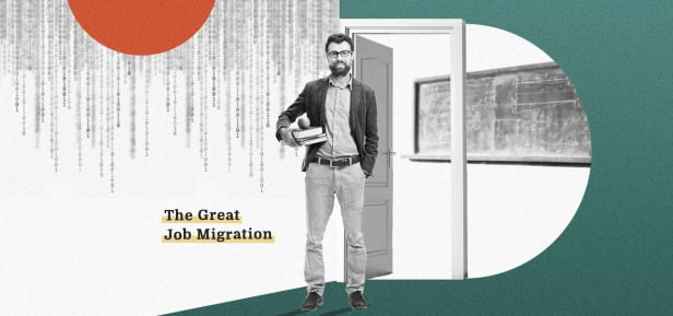 The Great Job Migration: People Are Quitting Their Jobs and Are Happier Than Ever