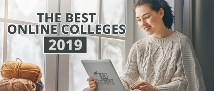 Phenomenal 50 Best Online Colleges Universities 2019 Complete Home Design Collection Papxelindsey Bellcom