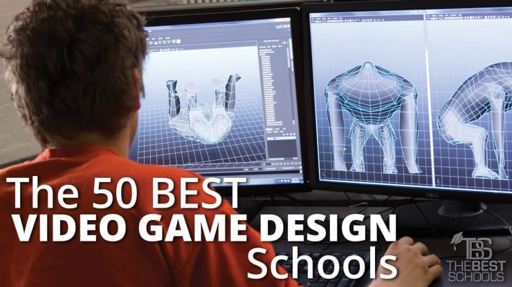 The Best Video Game Design Schools - Good colleges for video game design
