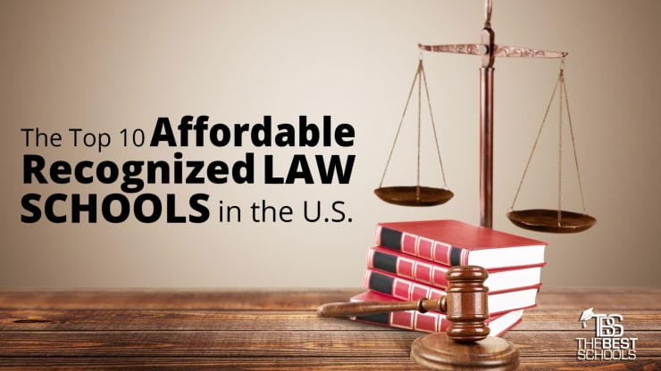 10 Top Affordable Recognized Law Schools In The Us