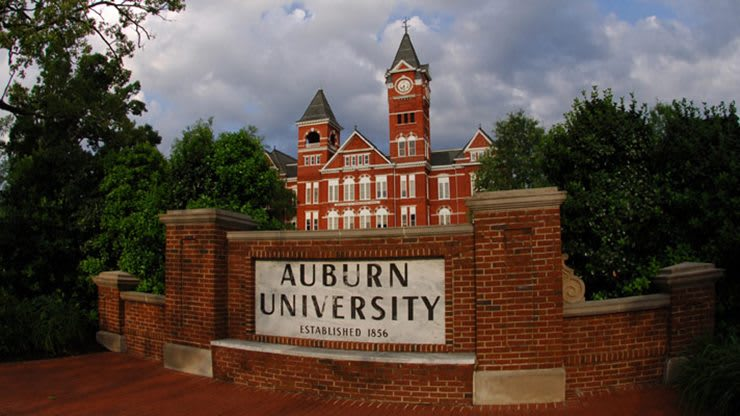 Auburn University Online >> Auburn University Online Thebestschools Org