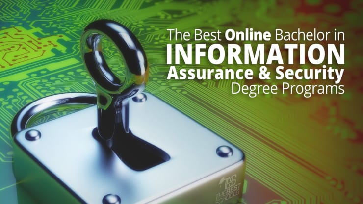 the best online bachelor in information assurance and security