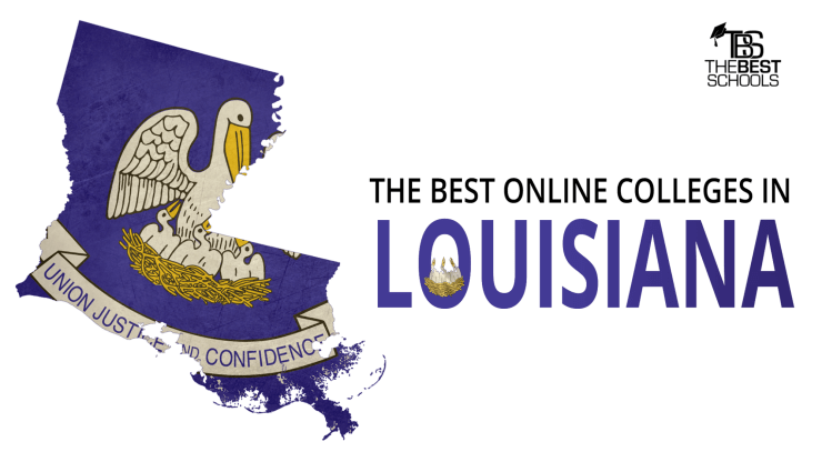 the best online colleges in louisiana for 2018