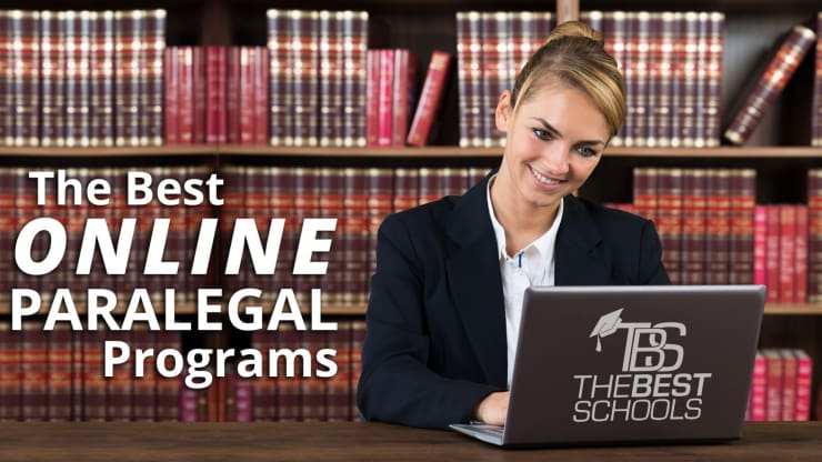 The Best Online Paralegal Programs