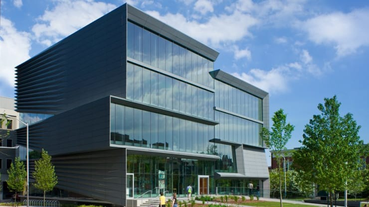 Brown University, Granoff Center for the Creative Arts