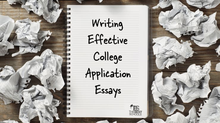 Best books writing college application essay