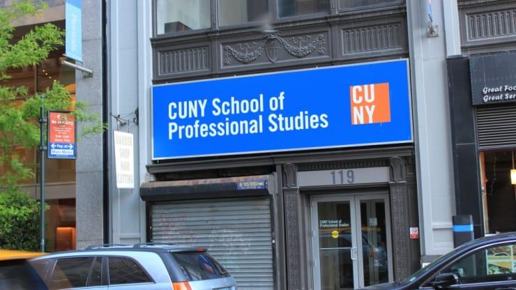 Cuny School Of Professional Studies Online