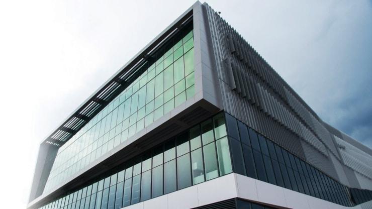 North Carolina State University at Raleigh, Hunt Library