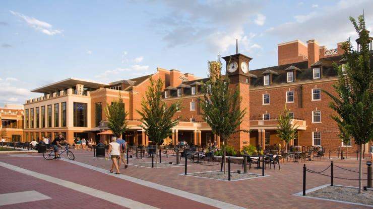 Oklahoma State University, Student Union