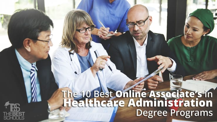 The 10 Best Online Associate's in Healthcare ...