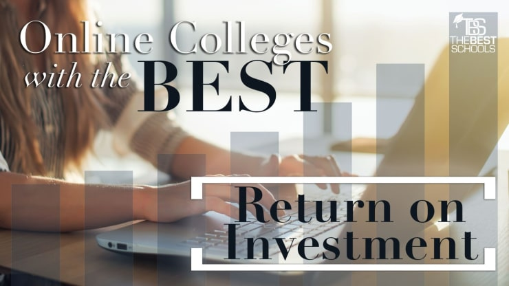 Astonishing 25 Online Colleges With The Best Return On Investment Complete Home Design Collection Papxelindsey Bellcom