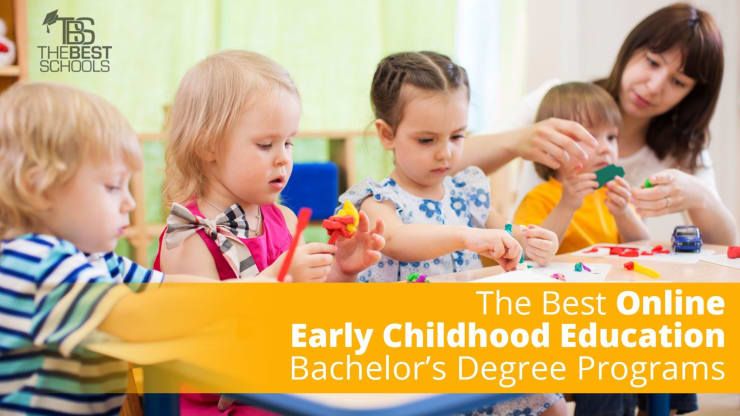 The Best Online Early Childhood Education Bachelors Degree Programs
