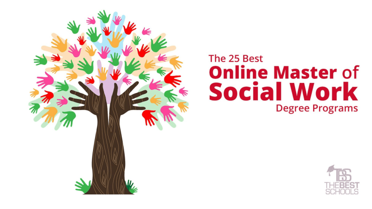 The 25 Best Master Of Social Work Msw Online Degree Programs