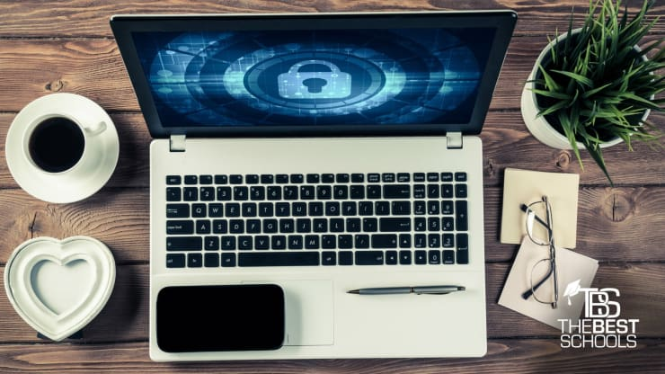 The 10 Best Online Master's in Internet Security Programs