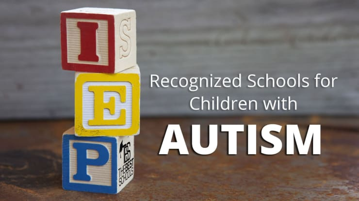 Recognized Schools For Children With Autism
