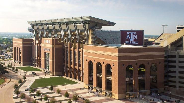 Texas A&M Kyle Field