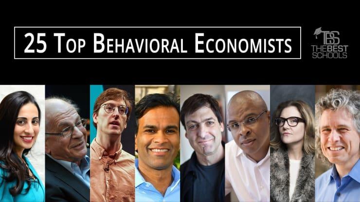 25 Top Behavioral Economists | TheBestSchools org