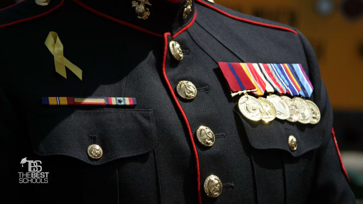 Transitioning from College to Military: Becoming a