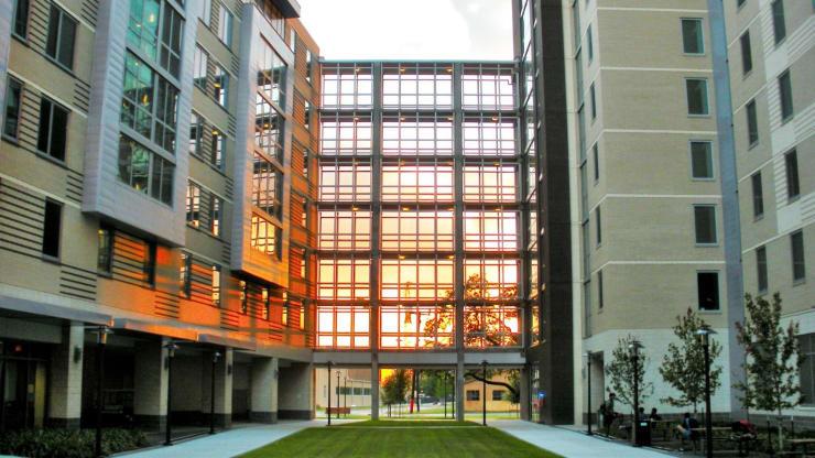University of Houston, Calhoun Lofts