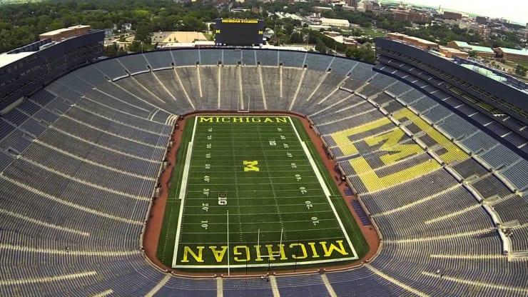 University of Michigan, Michigan Stadium