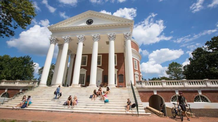 University of Virginia--Main Campus, The Rotunda