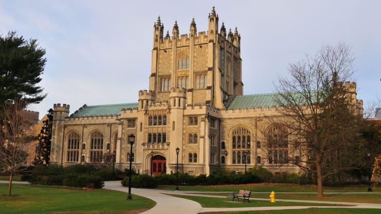 Vassar College, Thompson Memorial Library